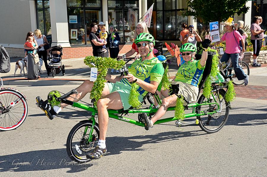 Grand Haven Art Bike