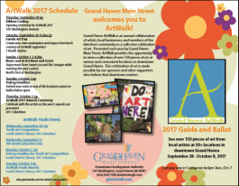 Art Walk Brochure